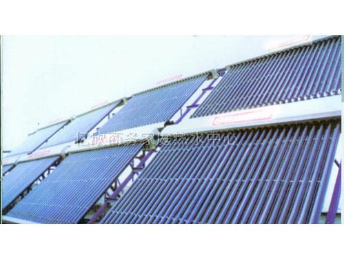 力诺瑞特太阳能-亿欣商务家庭热水中心-企讯网