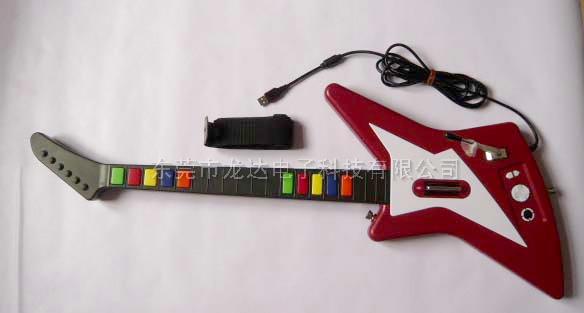 PS3有線吉他