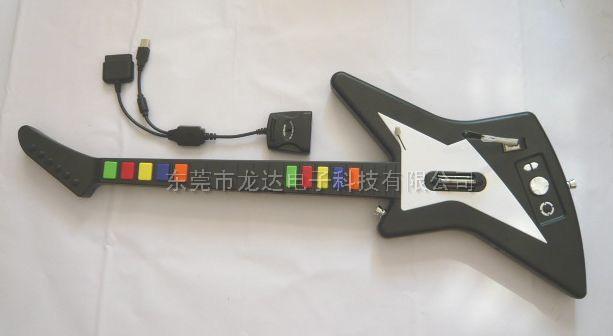 ps2和PS3二合一吉他