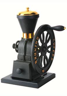 大单轮手摇磨豆机(黑)