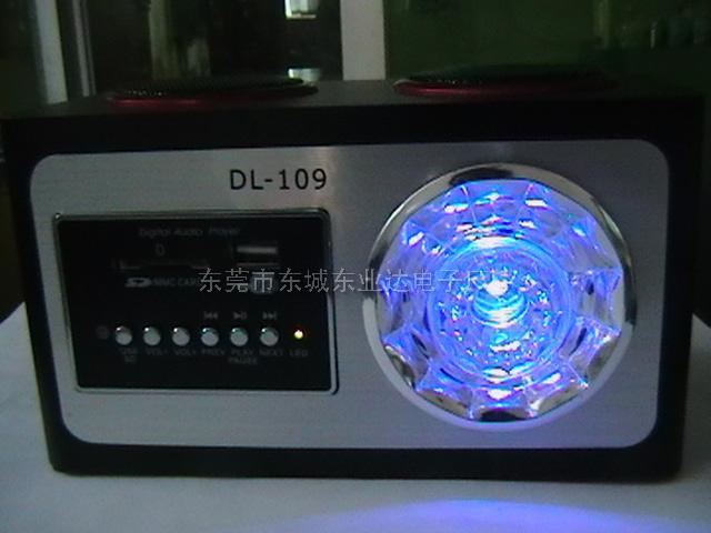 插卡音响DL109