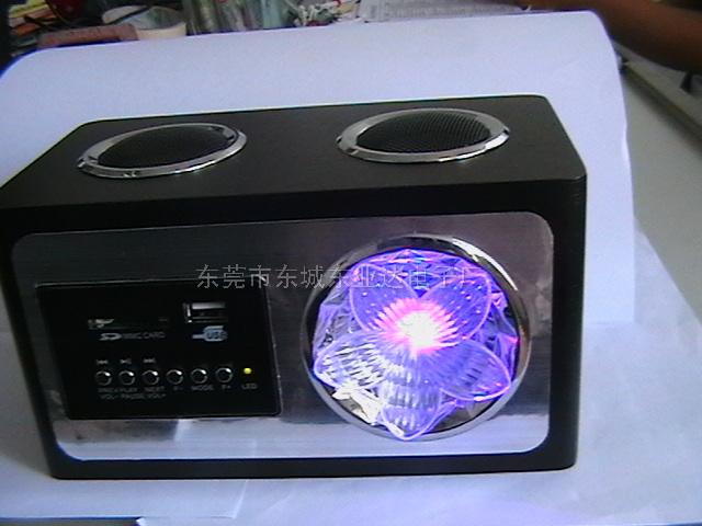 插卡音響DD109