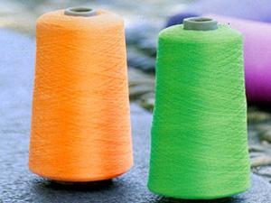 60支3股人丝天丝纱线真丝-东莞市聚池纺织品有韩版夏季新款上衣图片