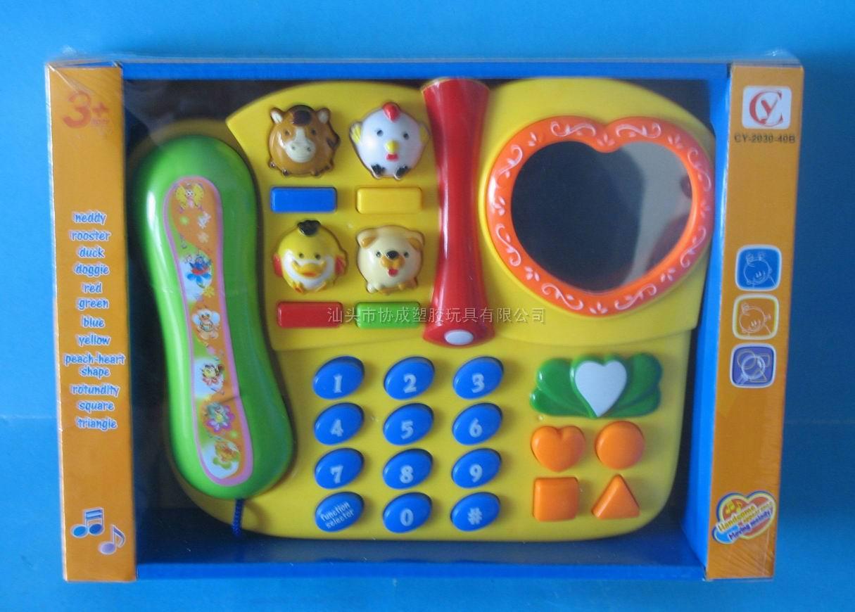 CY-2030B卡通電話機