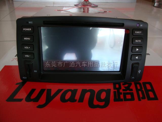 比亚迪F3车载DVD专用导航