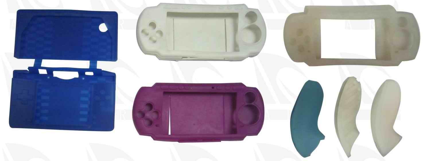 硅膠游戲機護套