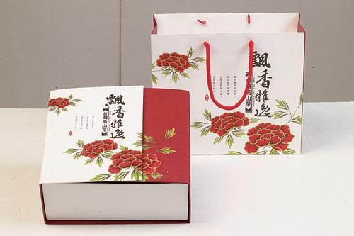 半斤裝禮盒編號001