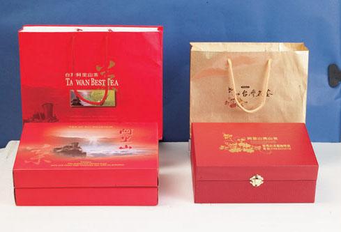 阿里山高山茶禮盒裝