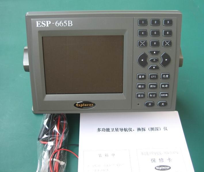 伊斯谱GPS ESP-665B