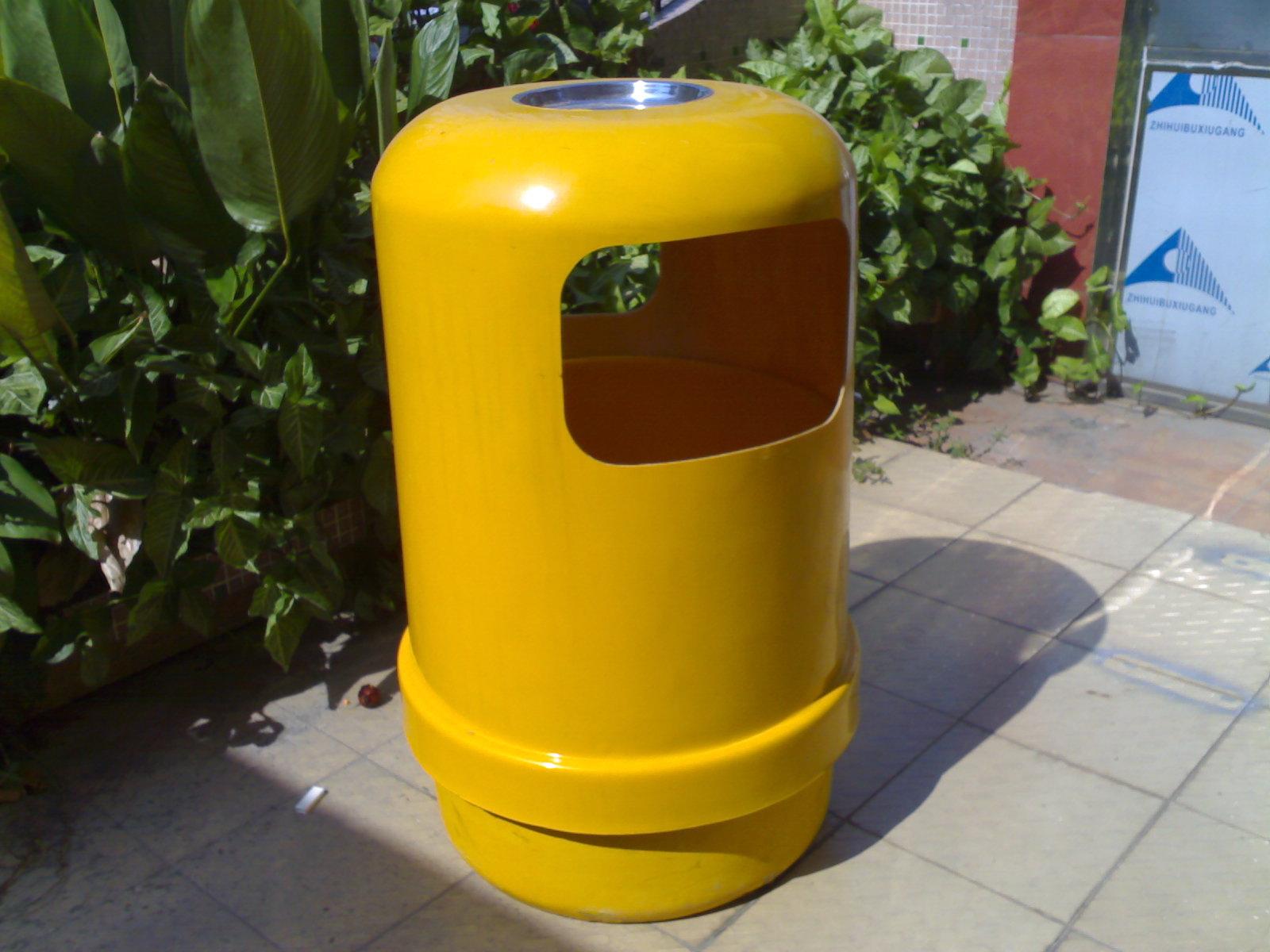 公园垃圾桶果皮箱,园林花园休闲椅