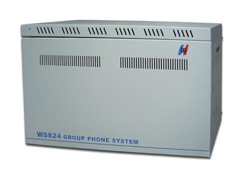 国威ws-824(5d)电话交换机