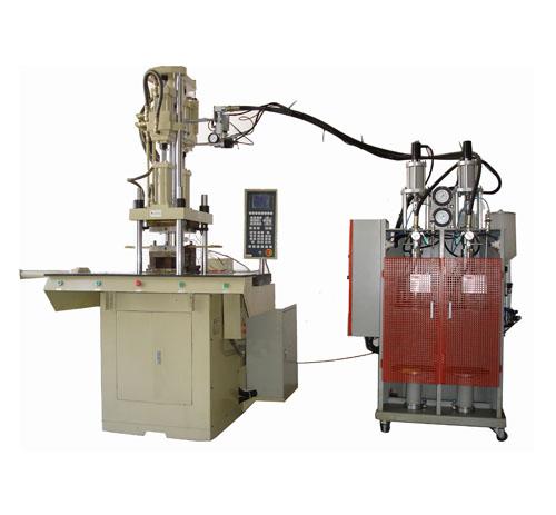 立式液体硅橡胶注射成型机