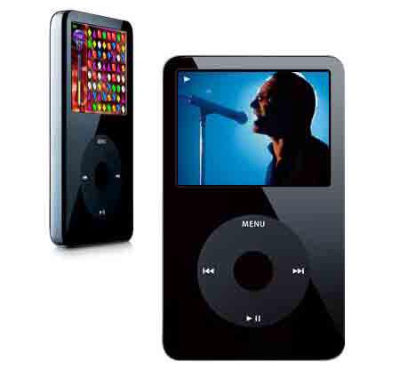苹果 iPod video五代 30G (旧 )