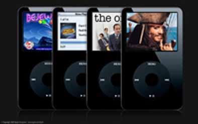ipod Video 80G