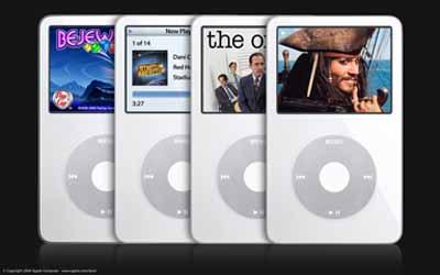 苹果 iPod video 30G