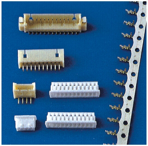 Molex 1.25 51021 Series