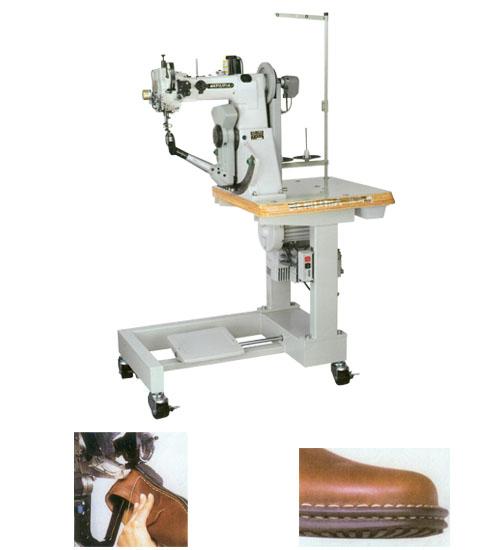双线锁缝座式内线机