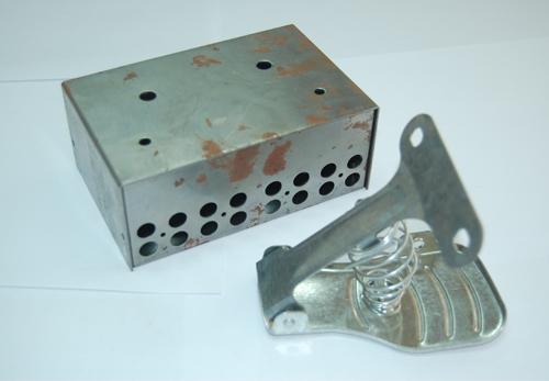 鐵盒子/鐵開關