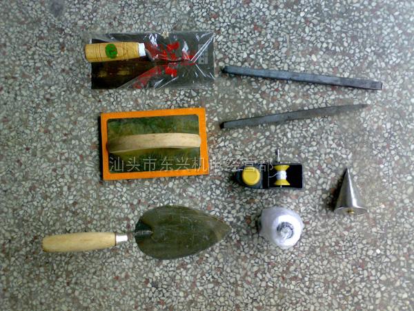线坠、占子、钢纤、划刀、灰