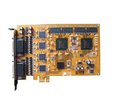 16路CIF音視頻壓縮卡