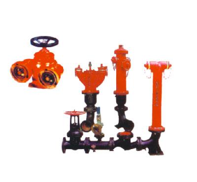 喷淋头 消火栓 消防水泵接合器及地上栓