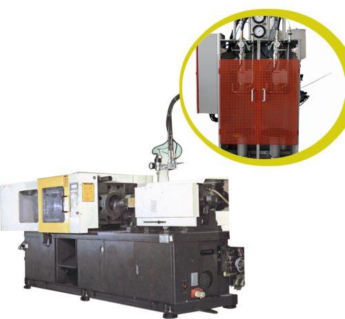 卧式液体硅橡胶注射成型机