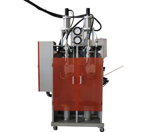 液体硅胶双组份计量送料机