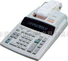 CASIO卡西欧打印式计算器DR-270H