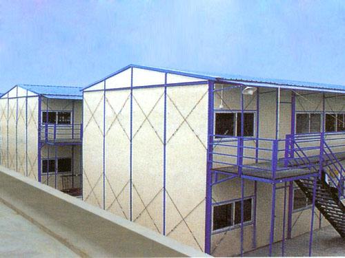 拼装屋顶活动板房