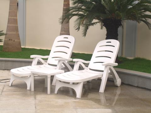 環球沙灘椅