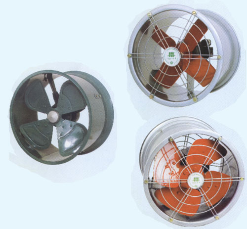 排气扇单开关怎么接线图解